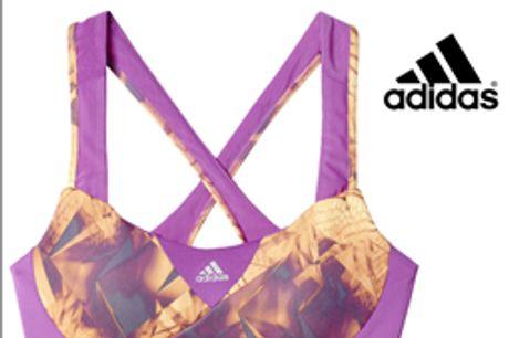 Adidas® Sutiã de Desporto SN Q3 | Tamanho XS por 25.74€ PORTES INCLUÍDOS