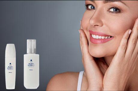Effektiv anti-age behandling.. - Fantastiske resultater - Prøv 80 minutters kollagen ansigtsbehandling, værdi kr. 699,-