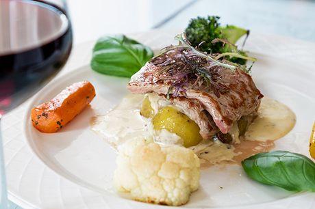 Nyd en 3-retters take-away middag fra populære Restaurant Lazio. Bestil helt ned til én kuvert.