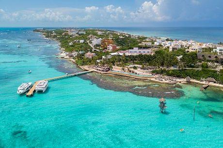 Mexico Cancun - Dreams Natura Resort & Spa 4* vanaf € 537,00. All inclusive familievakantie aan de Caribische Zee