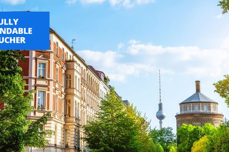 £59 -- Deluxe Berlin stays into Dec, 2021, up to 60% off