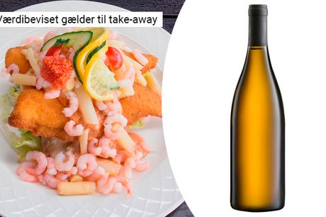 Slagter Carlsen byder på 2 herlige stjerneskud inkl. 1 flaske hvidvin. Kan afhentes i Nørresundby eller Støvring