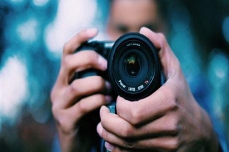 WORKSHOP de FOTOGRAFIA com Certificado para 1 ou 2 Pessoas | Duração de 6 horas em Belém. Especialize-se e Tire as Melhores Fotografias desde 35€.