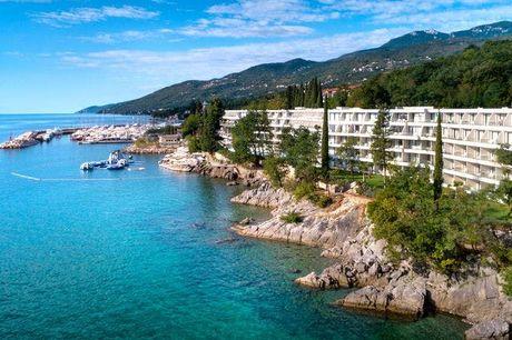Spaß für die ganze Familie in Kroatien - Kostenfrei stornierbar, Hotel Ičići, Opatija-Riviera, Kroatien - save 19%