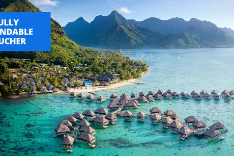 £689pp -- French Polynesia: luxury 5-nt stay w/private pool