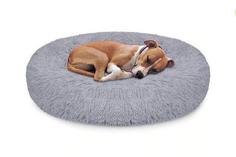 Stilfuld og komfortabel hundeseng med skridsikker bund