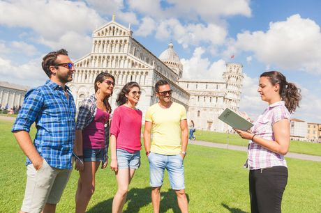 £8 for an online tour guide training course from One Education - save 69%