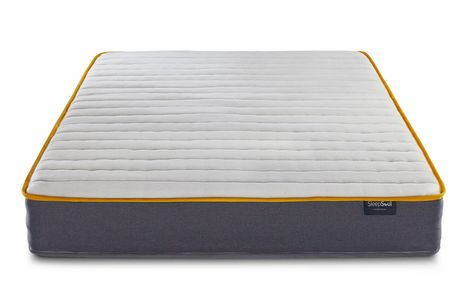£175 instead of £229.99 for a single 800 pocket sprung SleepSoul mattress, £199 for a small double mattress or £215 for a double mattress from FTA Furnishing - save up to 24%