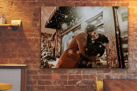 Je mooiste foto op aluminium Houd jij van een strak, modern en stoer interieur? Kies dan voor een foto op aluminium! Kies de leukste foto van je gezin, familie, vrienden, huisdier of je mooiste vakantiekiekje.