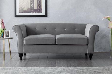 £399 for a two-seater sofa from Furnex!