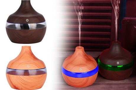 £7.99 for an essential oil humidifier!