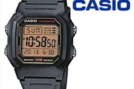 Relógio Casio® W-800HG-9A por 30.36€ PORTES INCLUÍDOS