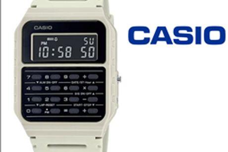 Relógio Casio® CA-53WF-8BEF por 49.50€ PORTES INCLUÍDOS