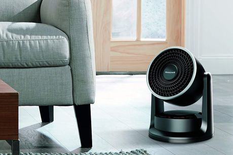 £45.99 for a Honeywell TurboForce power heater and cooling fan - save 23%