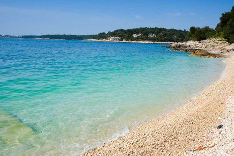 Nyd din ferie på en af Kroatiens smukkeste øer. 5 dage inkl. - 4 overnatninger - 4 x morgenbuffet - 4 x aftenbuffet - Gratis parkering - Gratis internet