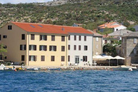 Aparthotel Tamarix. Bo i rummelige lejligheder med havudsigt, få meter fra Adriaterhavet. 8 dage inkl. - 7 overnatninger - 1 x velkomstdrink - 1 flaske vin - Gratis parkering - Gratis internet