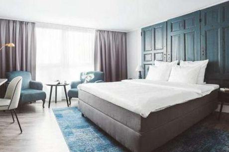 Bo på det charmerende hotel ikke langt fra Berlins mange seværdigheder. 3 dage inkl. - 2 overnatninger m. morgenmad - Kaffe og te på værelset - Adgang til sauna og fitness - Gratis parkering - Gratis internet