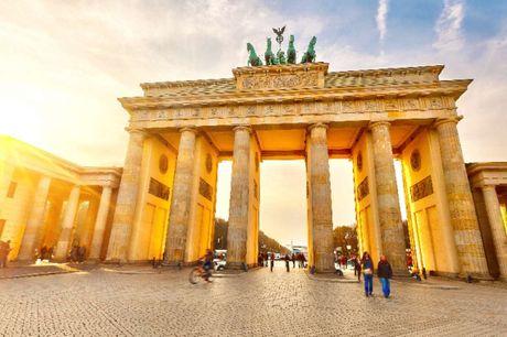 Besøg kulturhovedstaden Berlin. Tag på shopping, museer og spis godt.. 3 dage inkl. - 2 overnatninger - 2 x morgenmad - Gratis parkering - Gratis internet - Kun 350m til U-Bahn