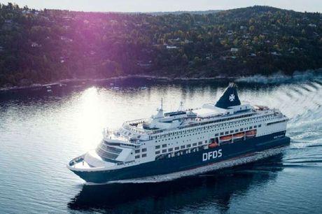 Oslobåden DFDS Seaways. Tag på minicruise til Oslo og tilbring en dag i Norges hovedstad. 3 dage inkl. - 2 overnatninger - 2 x morgenmad - 2 x aftenbuffet i Seven Seas - Butikker og barer ombord - Udvendig kahyt