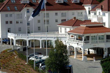 Oplev det charmerende hotel med wellnessafdeling i populære Geilo. 3 dage inkl. - 2 overnatninger - 2 x morgenbuffet - 2 x 2-retters menu/buffet - Adgang til wellness - Gratis internet