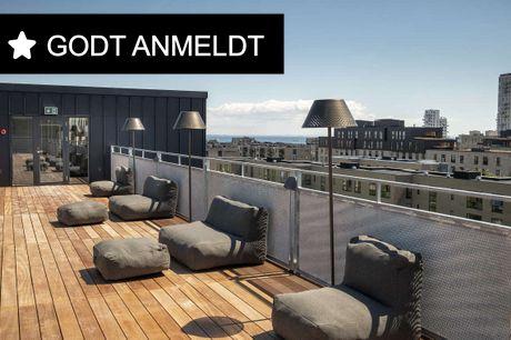 Nyåbnet hotel, nær Amager Strandpark, med let adgang ind til København. 3 dage inkl. - 2 overnatninger - 2 x morgenmad - 1 x velkomstdrink - Gratis internet - Tæt på centrum