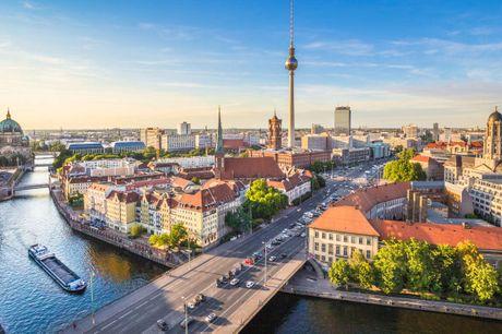 Shopping og sightseeing i Europas historiske hotspot, Berlin. 3 dage inkl. - 2 overnatninger - 2 x morgenbuffet - 1 x Voucher til karrypølse inkl. 1 drink - Gratis internet - Centralt i Berlin