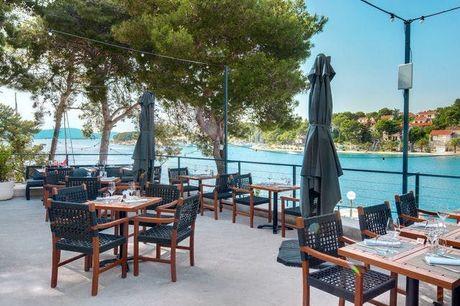 Wohlverdiente Erholung auf der Adria-Insel Brač - Kostenfrei stornierbar, Hotel Milna Osam – Adults only, Milna, Brač, Dalmatien, Kroatien - save 18%