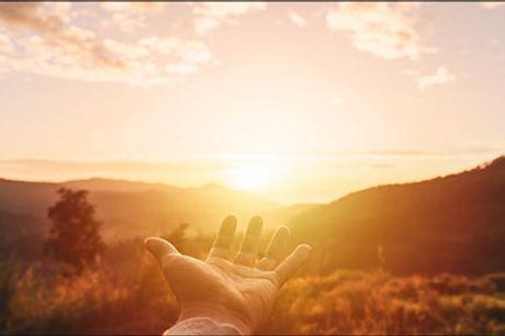Føler du ubalancer i livet? - Skab klarhed med clairvoyant healing - vælg mellem fjernhealing eller fysisk møde, varighed 1 time. Værdi kr. 650,-