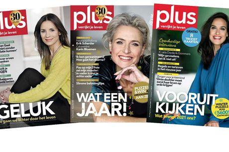 Abonnement Plus Magazine Kies uit 6 of 11 nummers<br /> Inclusief verzendkosten<br /> Elk nummer ruim 200 pagina&apos;s!