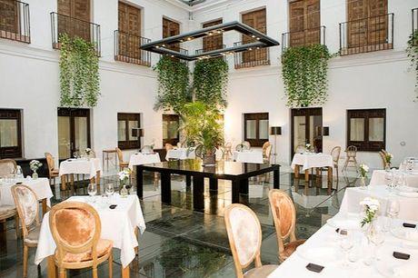 Spanien-Urlaub mit historischem Flair - Kostenfrei stornierbar, Hospes Palacio del Bailío, Córdoba, Andalusien, Spanien - save 43%