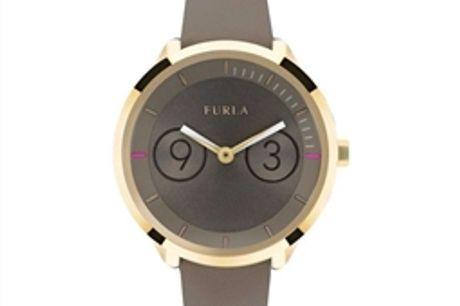 Relógio Furla® R4251102510 por 144.54€ PORTES INCLUÍDOS