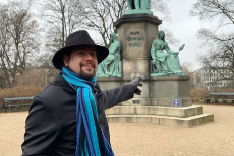Tag med på en interessant byvandring og hør om danske filosoffer i København. Turen ledes på bedste vis af procesfilosof Kasper Johansen, der fortæller ud fra et filosofisk perspektiv.