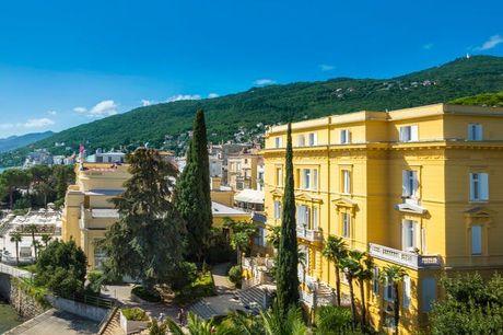 Historische Residenz im Seebad Opatija - Kostenfrei stornierbar, Villa Amalia, Opatija, Kvarner-Bucht, Kroatien - save 33%