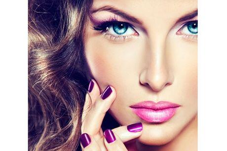 Pack Especial(Tratamiento Facial Efecto Flash + Tinte y Permanente de Pestañas + Diseño de Cejas + Manicura