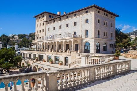 Edles 5*-Hotel mit Traumpanorama auf Mallorca - Kostenfrei stornierbar, Hospes Maricel & Spa, Cas Català, Mallorca, Balearen, Spanien - save 40%