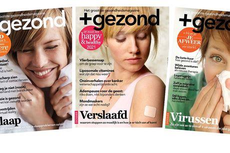 Abonnement +Gezond Magazine In totaal ontvang je 3 nummers<br /> Inclusief verzendkosten<br /> 100 pagina&apos;s vol gezonde inspiratie!