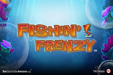 £5 instead of £20 for 200 cards on Fishin' Frenzy from Prime Scratchcards - save 75%