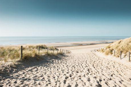 3 dgn aan het strand van Noordwijk Ontbijt, 2-gangendiner & late check-out<br /> Golden Tulip Noordwijk Beach****<br /> Direct aan de boulevard
