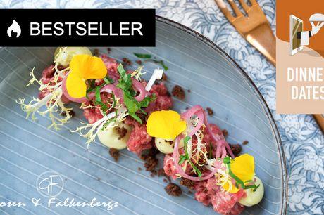 Take-away: 7  delikate anretninger. Grosen & Falkenbergs gør lockdown-middagen helt særlig!