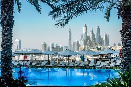 Glanzvolles Luxusresort auf Dubais The Palm - Kostenfrei stornierbar, Rixos The Palm Dubai, Vereinigte Arabische Emirate - save 36%