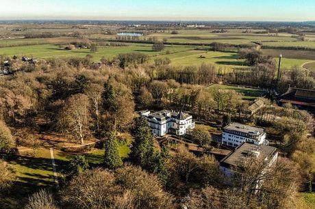 Historisches Landgut am Rande der Veluwe - Kostenfrei stornierbar, Fletcher Hotel Landgoed Avegoor, Ellecom, Gelderland, Niederlande - save 53%