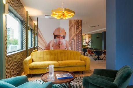Stilvolles Designhotel mitten in Rotterdam - Kostenfrei stornierbar, Hotel The James, Rotterdam, Südholland, Niederlande - save 48%