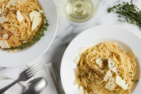 Menu mediterraneo con dolce e vino per 2 o 4 persone al ristorante Le Segrete (sconto  41%)