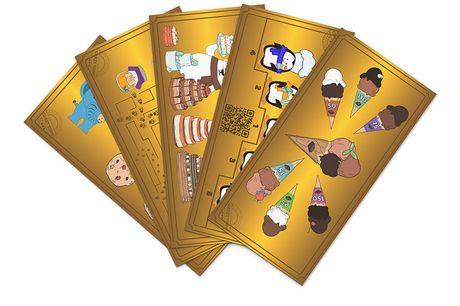 Escape spel &apos;Crazy Tony&apos; Aanrader voor kinderen<br /> Met 5 ontworpen ansichtkaarten<br /> Van Nox Box - jarenlange ervaring!