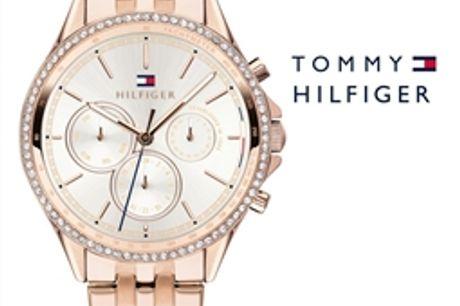 Relógio Tommy Hilfiger®1781978 por 148.50€ PORTES INCLUÍDOS