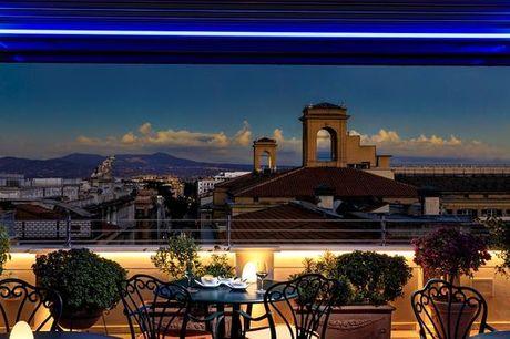 Italia Roma - Marcella Royal Hotel 4* a partire da € 44,00. 4* con terrazza all'ultimo piano con viste a 360° su Roma