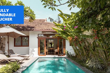 £359pp -- Bali pool villa: 7-nt stays until 2022, save 67%