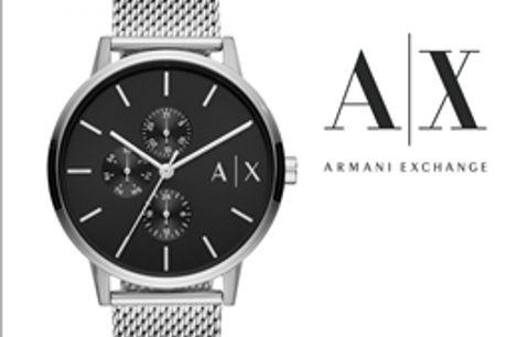 Relógio Armani Exchange® AX2714 por 108.90€ PORTES INCLUÍDOS