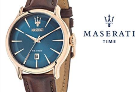 Relógio Maserati® Epoca | R8851118001 por 188.10€ PORTES INCLUÍDOS