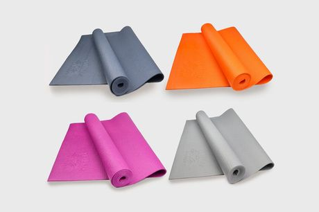 £10.99 for a fitness yoga mat from Phoenix Fitness